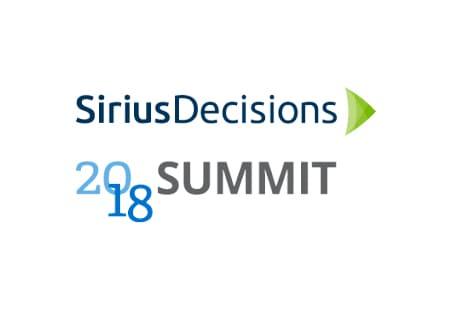 SiriusDecisions 2018 Summit