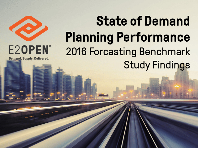 Webinar State of Demand Planning