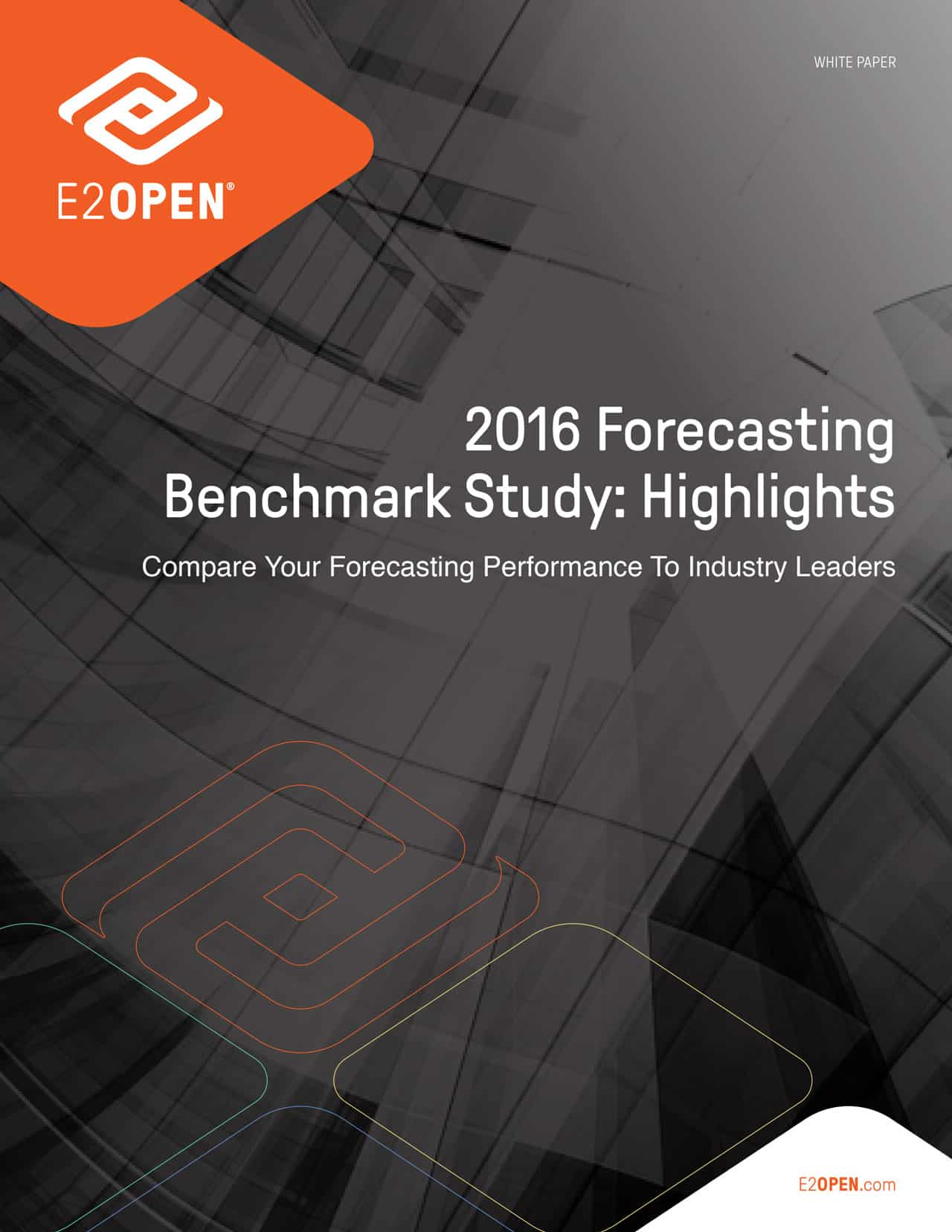 White paper - 2016 Forecasting Benchmark Study: Highlights