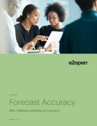 White Paper - Forecast Accuracy: Why It Matters and How to Improve It