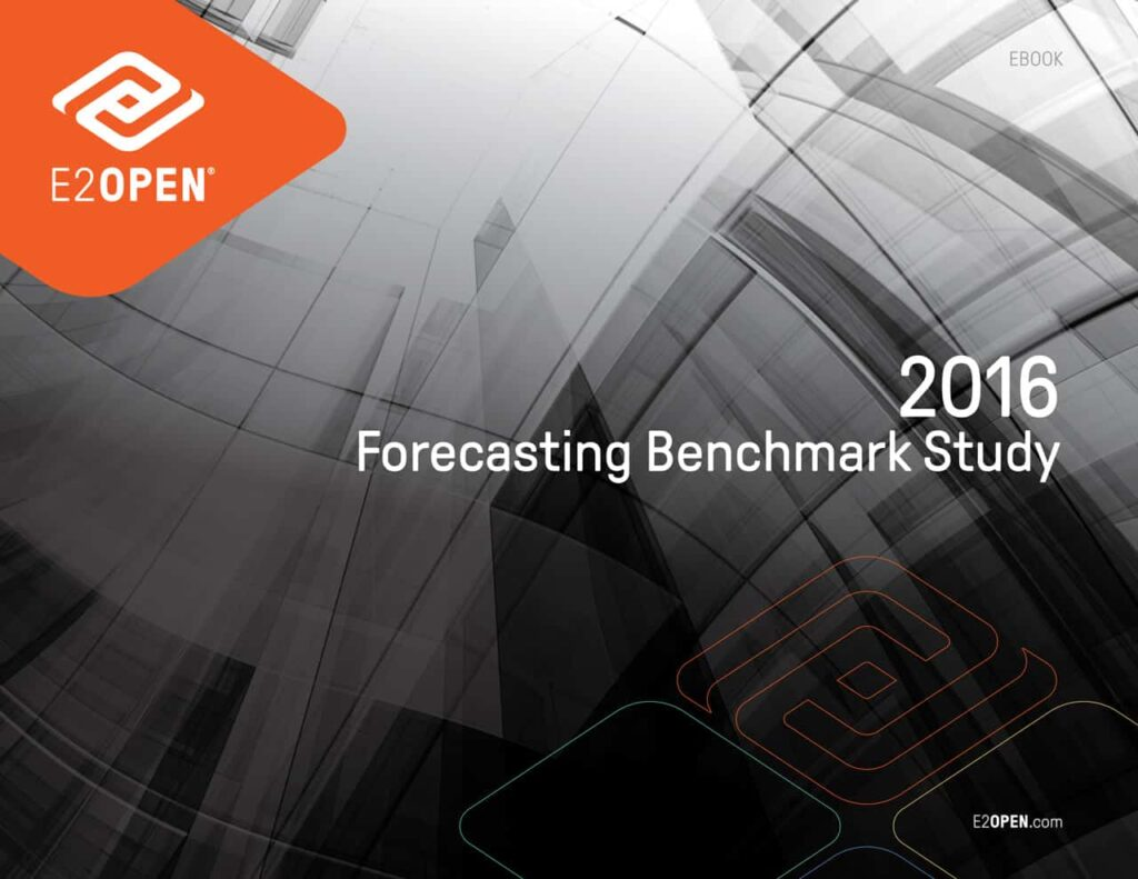 eBook: 2016 Forecasting Benchmark Study