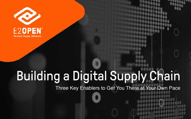 White Paper - Building a Digital Supply Chain: Three Key Enablers to Get You There at Your Own Pace