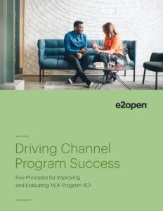 Driving Channel Program Success