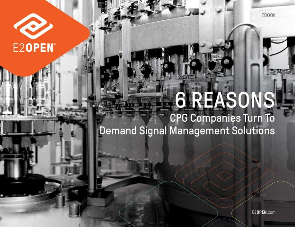 6 Reasons CPG Companies Turn to Demand Signal Management Solutions
