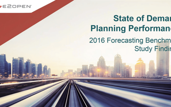 The State of Demand Planning Performance