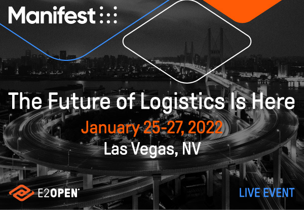 Manifest: The Future of Logistics Is Here