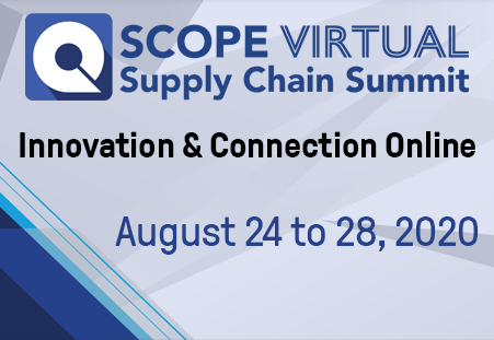 SCOPE Virtual Supply Chain Summit