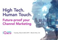 Future-Proof your Channel Marketing 2019