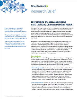 Fast-Tracking-Channel-Demand