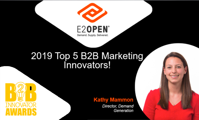 Data and Collaboration at the B2B Sales and Marketing Exchange, 
