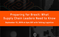 Preparing for Brexit: What Supply Chain Leaders Need to Know