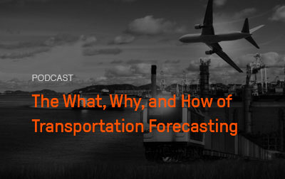 podcast who what why of transportation forecasting