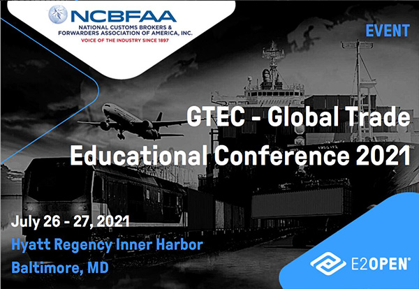 GTEC - Global Trade Educational Conference 2021