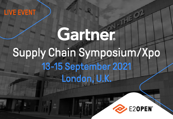 Gartner: The World's Most Important Gathering of CSCOs and Supply Chain Executives™
