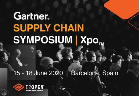 Gartner Supply Chain Symposium Barcelona
