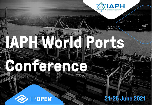 IAPH World Ports Conference 2021 [Virtual Event]