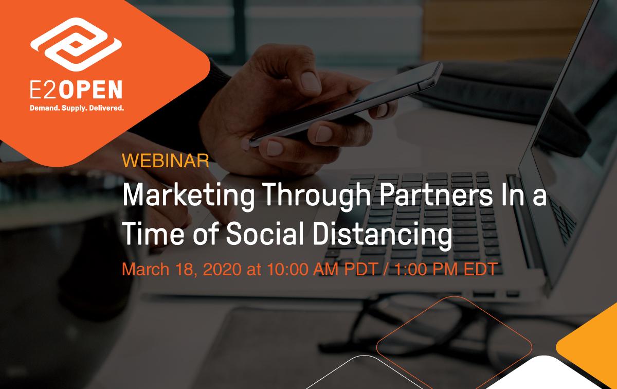 Marketing Through Partners Webinar
