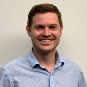 Justin Meredith, Marketing Specialist, E2open