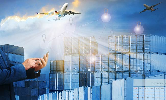 Gaining Sharper Visibility Maintaining Control of Goods on the Move