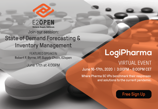 LogiPharma Virtual Event