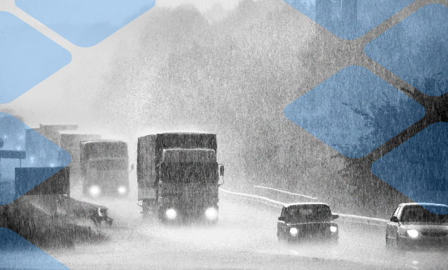 The Art of Driving in the Rain Bringing Visibility to Due Diligence for Logistics Providers_E2open