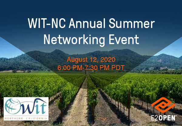 WIT-NC Annual Summer Networking Event