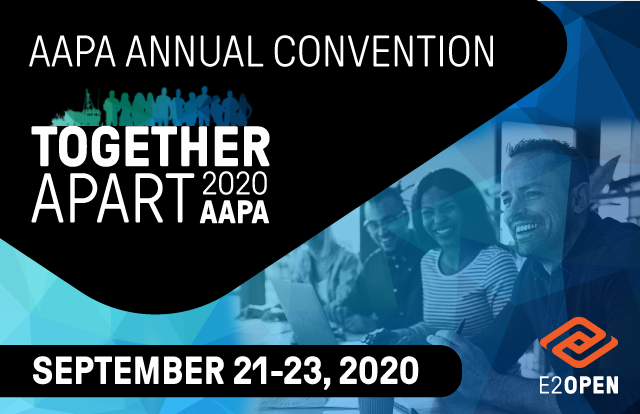 AAPA Annual Convention - Together Apart