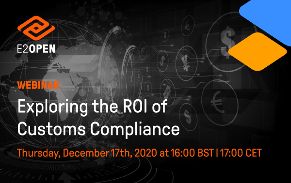Exploring the ROI of Customs Compliance