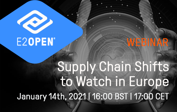 Supply Chain Shifts to Watch in Europe.