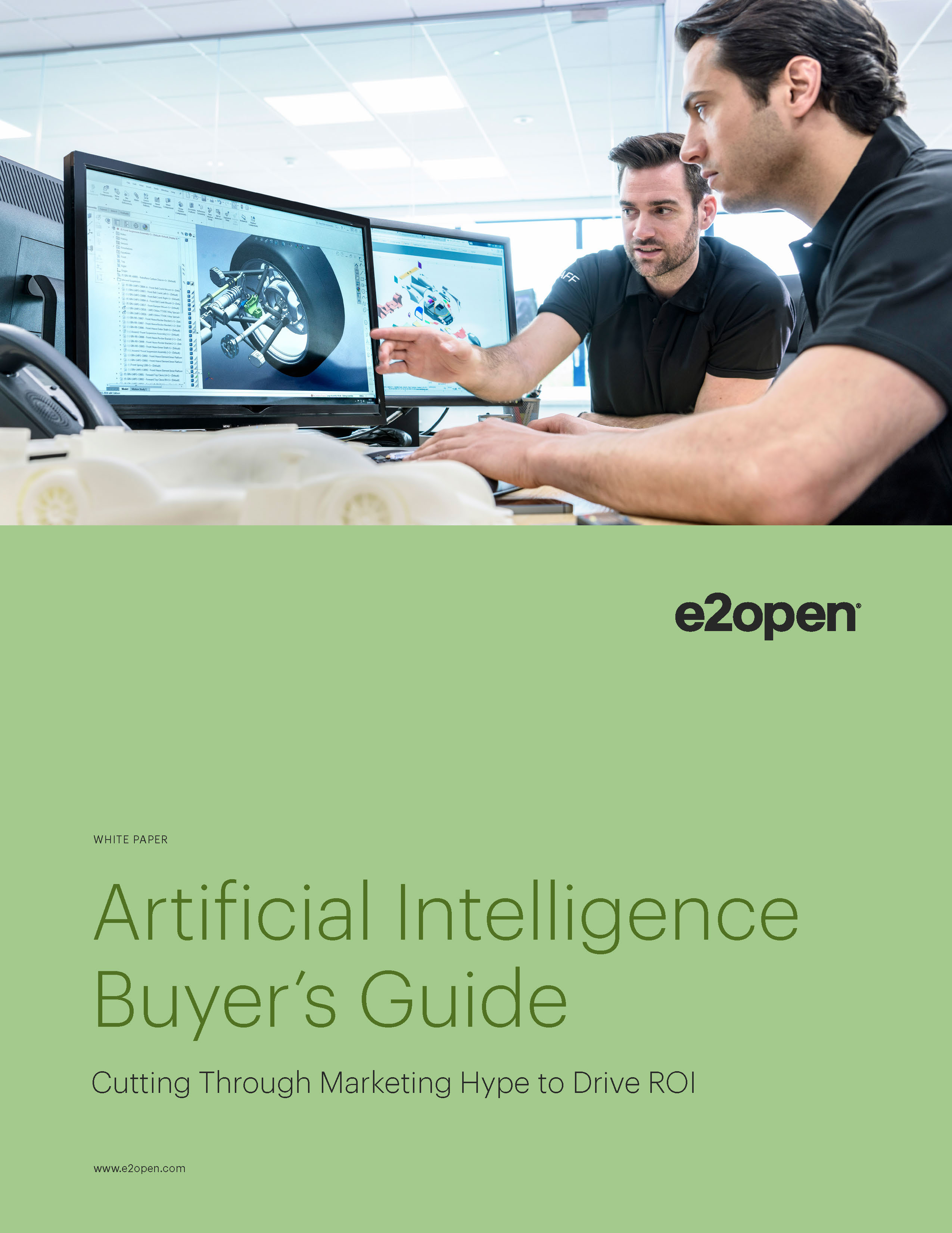 Artificial Intelligence Buyer's Guide: Cutting Through Marketing Hype to Drive ROI