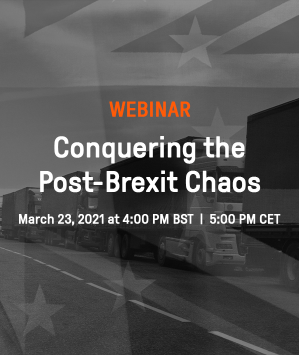 Conguering the Post-Brexit Chaos – Best Practices to Tackle New Trade Rules