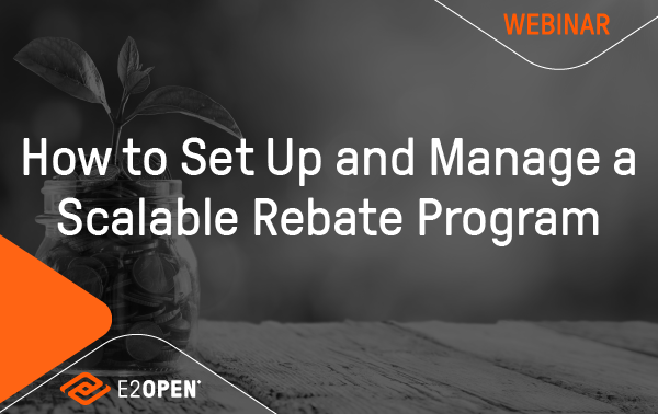 How to Set Up and Manage a Scalable Rebate Program