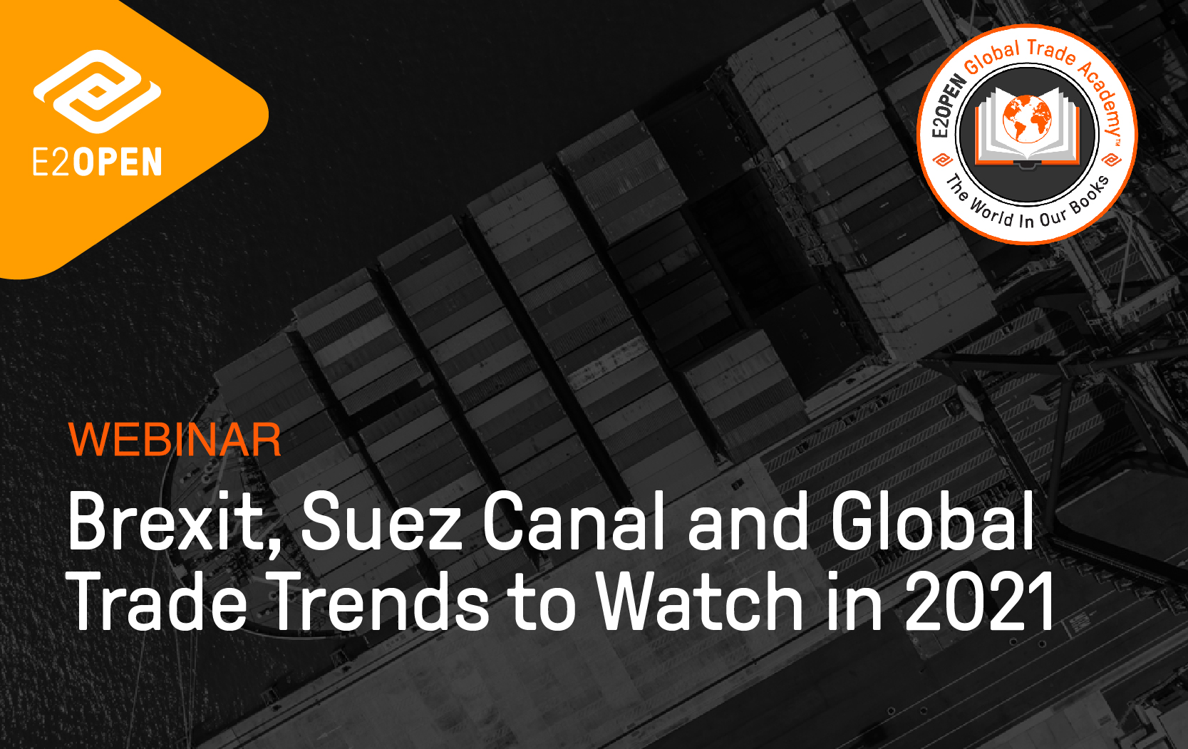 Brexit, Suez Canal and Global Trade Trends to Watch in 2021