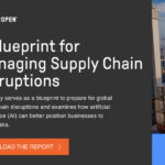 A Blueprint for Managing Supply Chain Disruptions