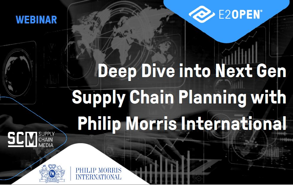 Deep Dive into Next Gen Supply Chain Planning with Philip Morris International