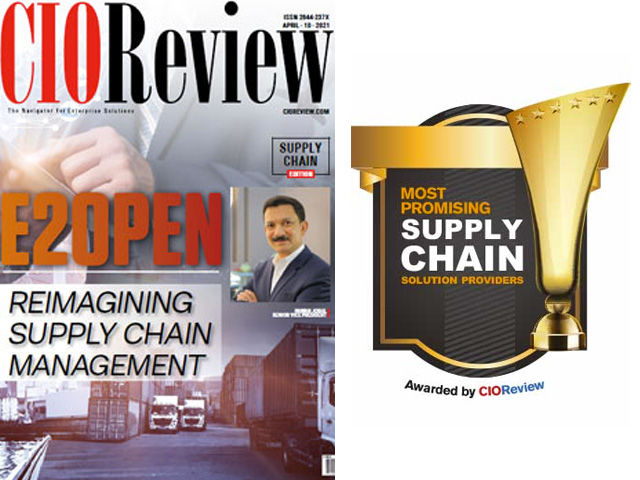 2021 10 Most Promising Supply Chain Solution Providers