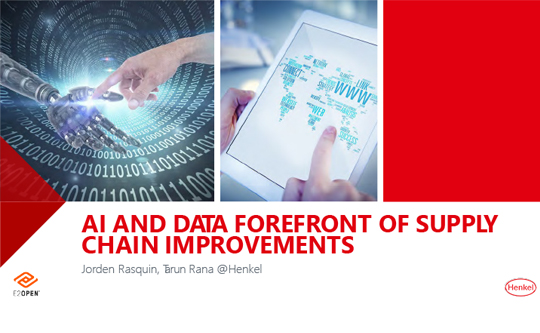 AI and Data Forefront of Supply Chain Improvements