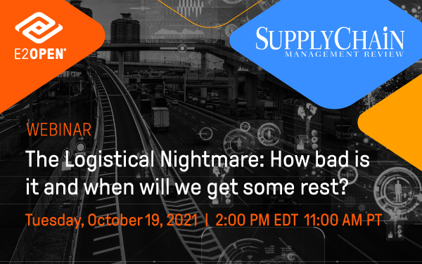 The Logistical Nightmare: How bad is it and when will we get some rest?