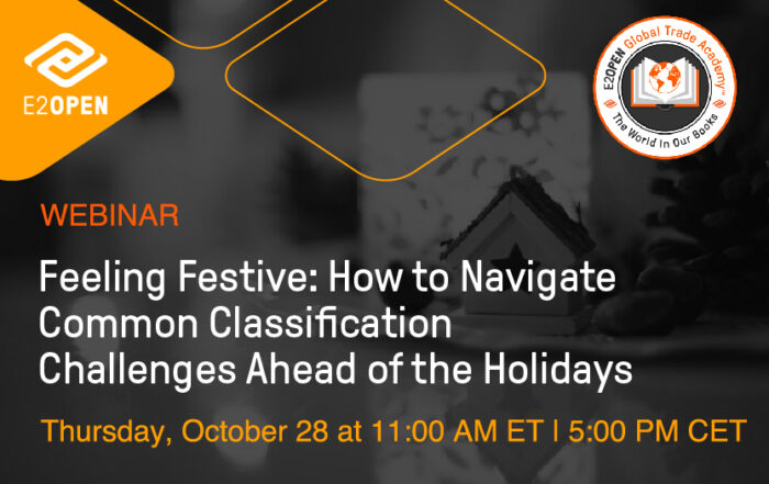 Feeling Festive: How to Navigate Common Classification Challenges Ahead of the Holidays