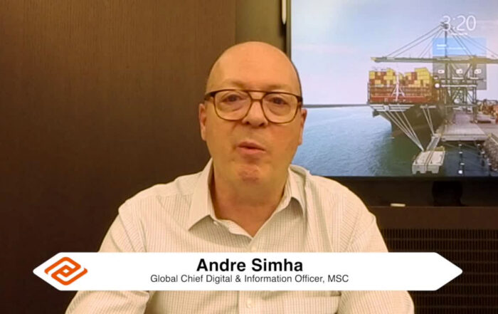 MSC Pioneers Digital Transformation across the Cargo Industry with E2open